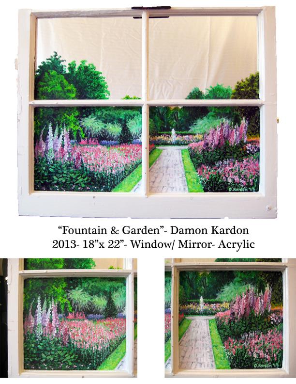 Fountain & Garden- sheet for web