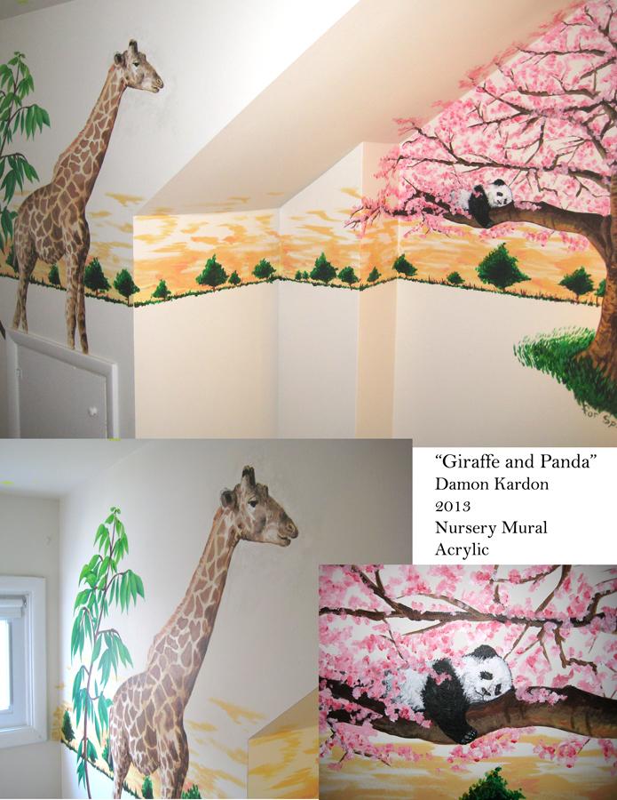 Giraffe & Panda- portfolio one-sheet for website