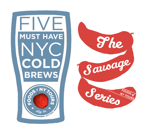 Foods of NY Tours- brews & sausage series