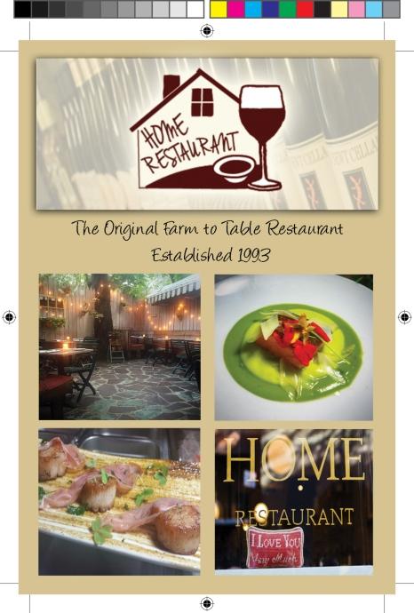 Home Restaurant Postcard- to print #4-1