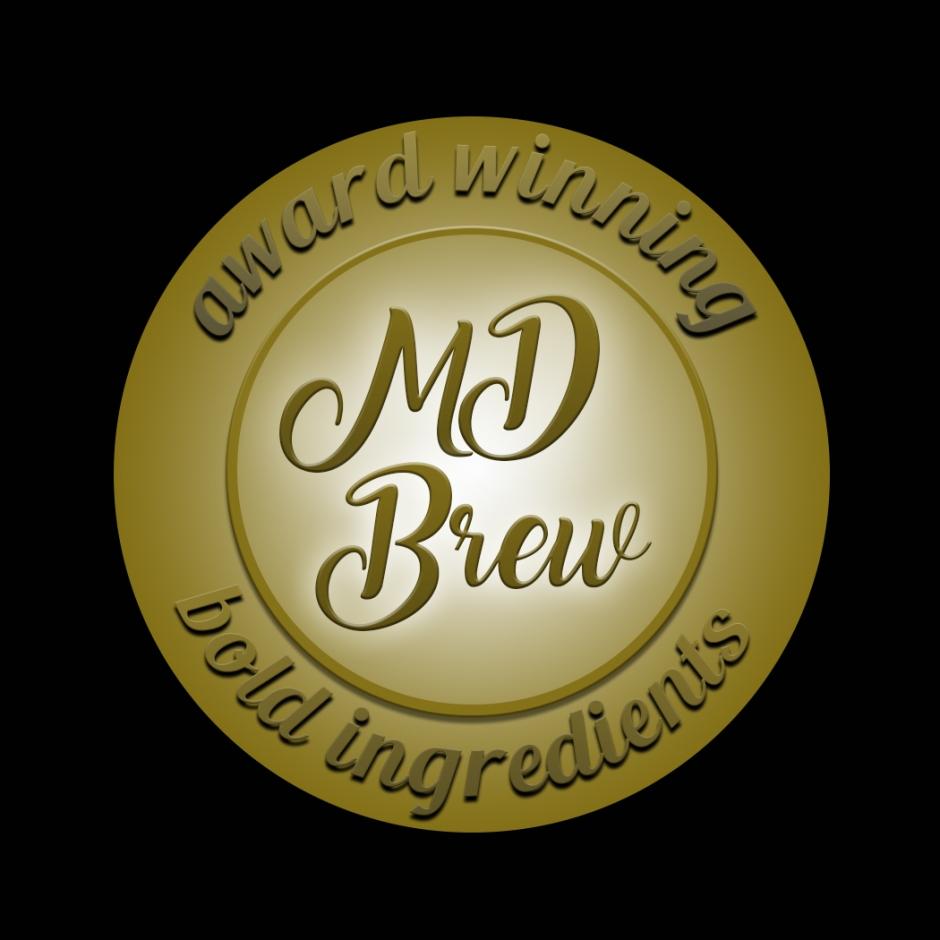 MD Brew logo